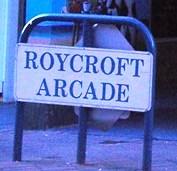 Roycroft Arcade